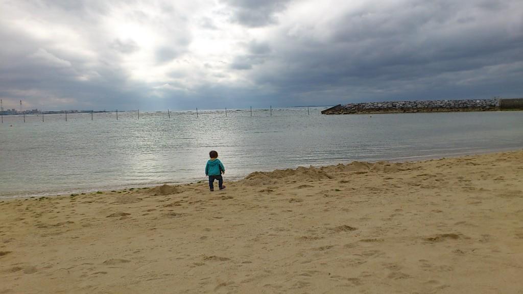 mihama beach