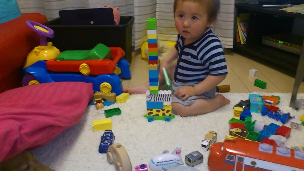 anpanman blocks